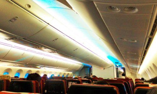 機内Wi-Fiに思う、サービスの利便性